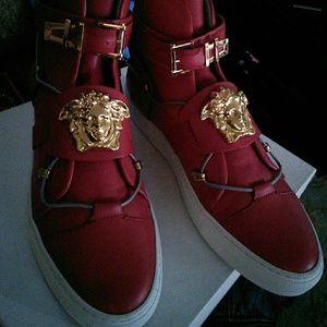 versace shoes man