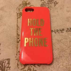 Kate Spade Phone Case iPhone5