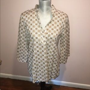 White Stag Tops - 💕 3/4 sleeves tunic 💕