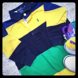 Like NEW Polo by Ralph Lauren Rugby Sz 24M 🐎