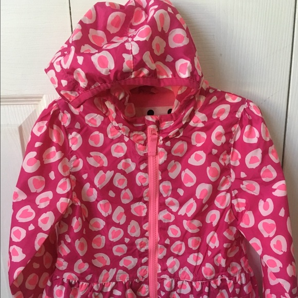 Cherokee - SALE! Toddler Girls Cherokee Hooded Rain Jacket-2T from ...