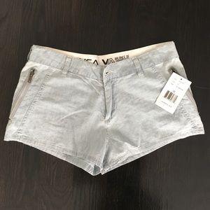 RVCA Denim Shorts