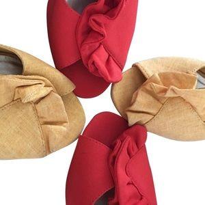 Ann Marino Shoes - Ann Marino Yellow Sz 8 NEW