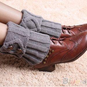 Accessories - Cute Crochet Knit Cuffs