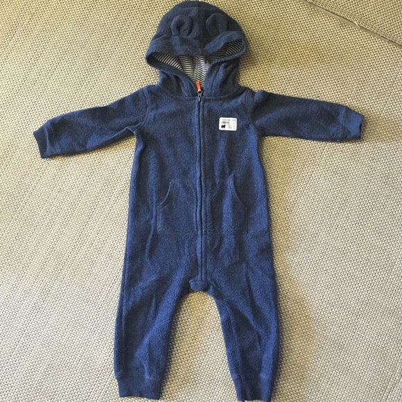 a7806f491bc Carter s One Pieces - Carters hooded jumpsuit. Carter s Other - Carters  hooded jumpsuit