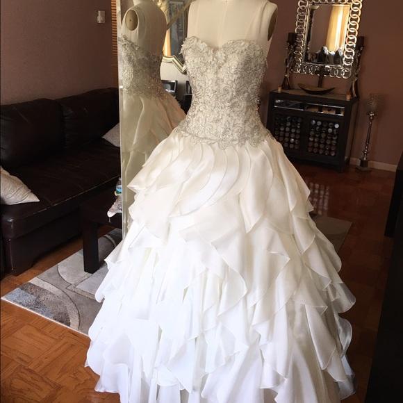 Kleinfeld Wedding Dress Pnina Tornai