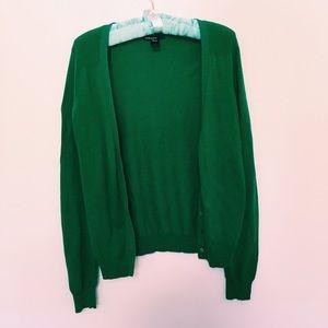 Mango Sweaters - MNG Green Cardigan 💚