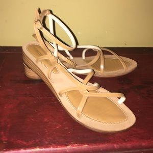 RebbeccaMinkoff Leather Sandals