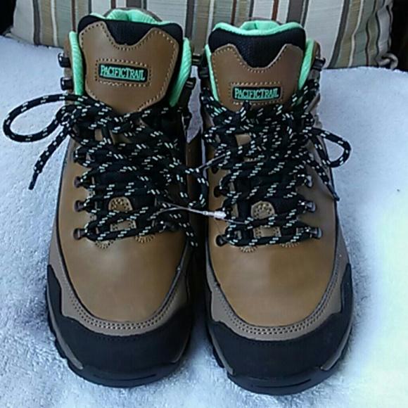 Pacific Trail Shoe Waterproof Brand