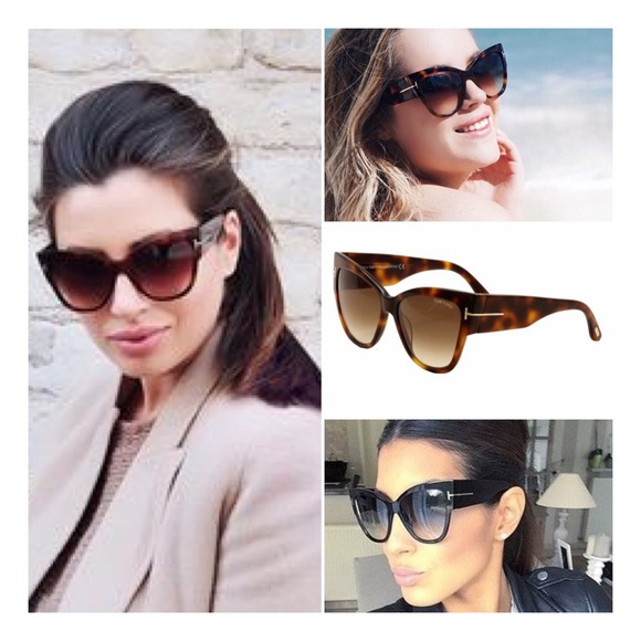 84b51fc202 59% off Tom Ford Accessories - Celeb fave Tom Ford Anoushka Sunglasses from  J