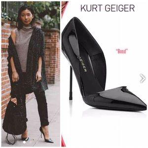 Kurt Geiger Shoes - NWT KURT GIEGER LONDON BOND PATENT HEELS - 7