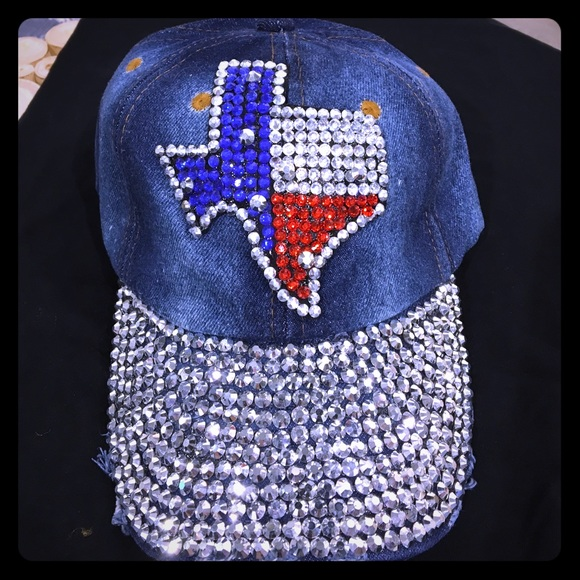 592296fc1a041 ... cheap texas bling ball cap 2db71 9b032