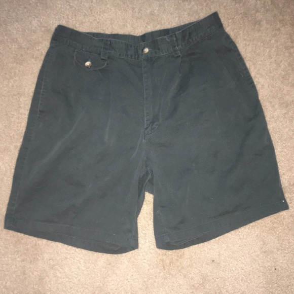 Nautica - Mens Dark Green Shorts from Collin's closet's closet on ...