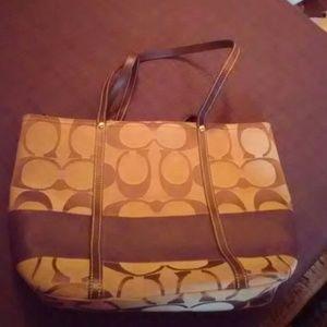 Coach Handbags - Small Coach bag