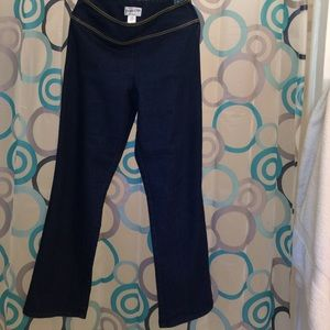 Pendleton Denim - Pendleton side zip jeans size 4