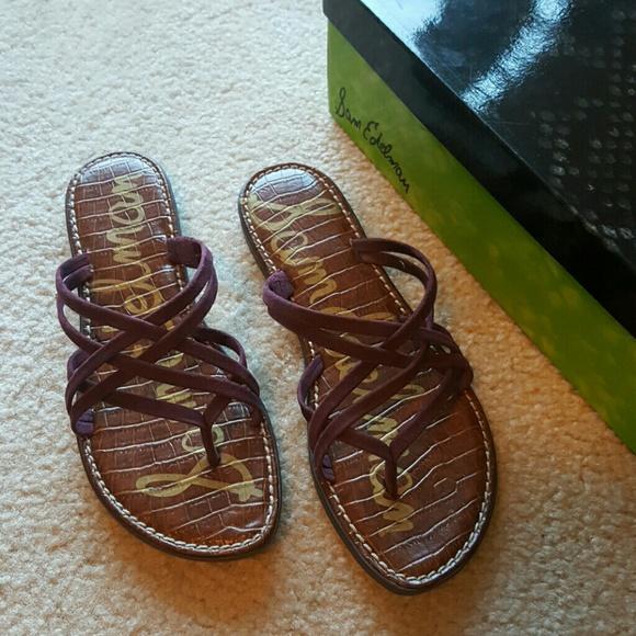 211fdebeebb5 Brand new Sam edelman Georgette slide sandals.