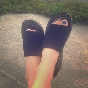 Shoes - Parade chunky slides
