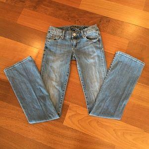 Seven7 Pants - Seven7 Boot Cut Jeans