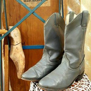 Laredo Shoes - Laredo Ropers vintage cowboy boots used