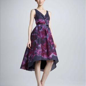 Lela Rose Dresses & Skirts - 🎉HP🎉Lela Rose Purple Watercolor Dress