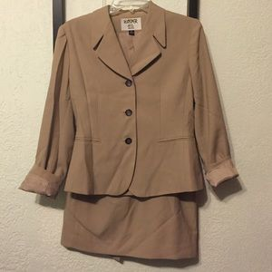 Kasper Other - Kasper Two Piece Skirt Suit
