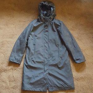 Gap long parka coat