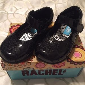 Rachel Other - Black patent leather shoes