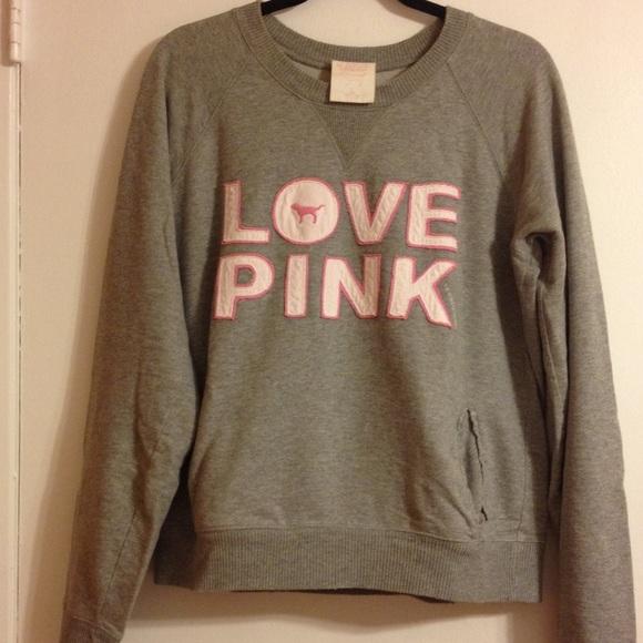 PINK Victoria's Secret - 🎉FLASH SALE🎉 Vintage VS Pink sweater ...