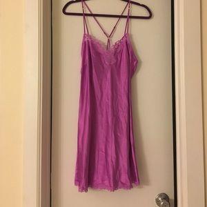 Victoria's Secret lingerie slip, size L