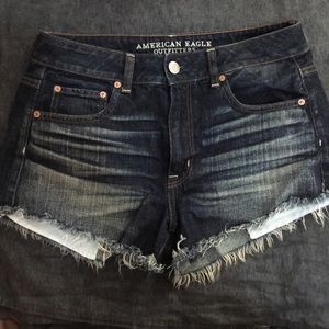 American Eagle festival shorts size 8