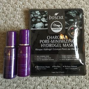 Michael Todd  Other - Michael Todd face cleansers + Boscia Hydrogel Mask