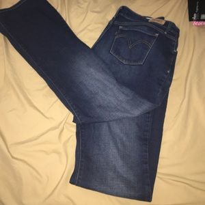 Levis 515 bootcut jeans