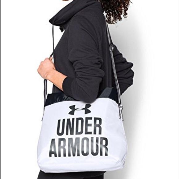 151632f75b0 Under Armour Bags | Crossbody Grey Black | Poshmark