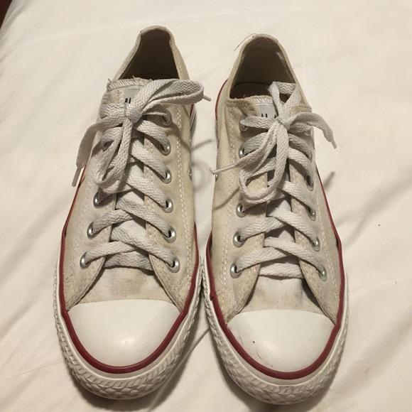 Used To Be White Converse | Poshmark
