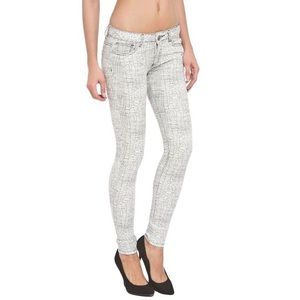 Romeo & Juliet Couture Pants - R&J Couture Mensa Skinny Pants