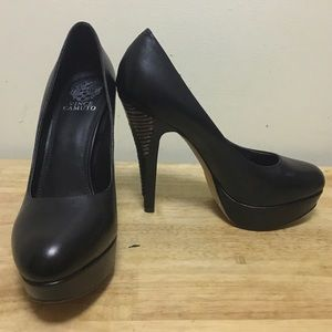 Vince Camuto Shoes - Vince Camuto Black Heels