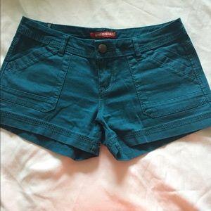 UNIONBAY Pants - Unionbay blue shorts size 7, new w/tags