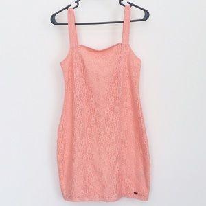 Hollister Dresses & Skirts - Hollister lace dress