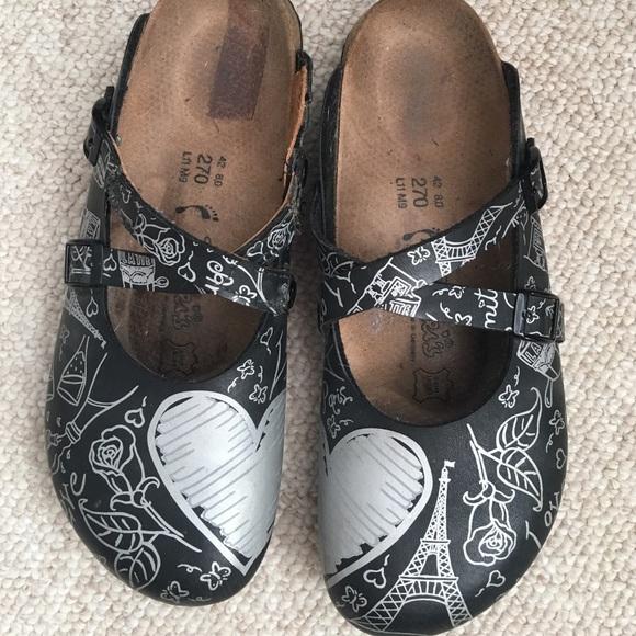 ed62221ae86b Birkenstock Shoes - Birkis Dorian Clog Paris!