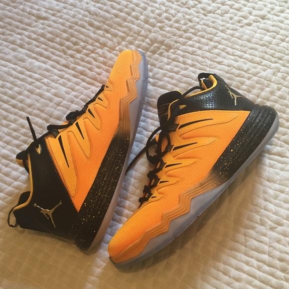 check out d542c 0e2d9 Jordan Other - Jordan CP3 IX Yellow Dragon Men s bball shoes