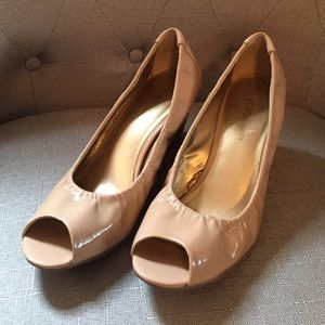 Nude BCGG Wedges