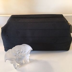 Versace Handbags - 🌟VERSACE  LARGE MEDUSA COSMETIC BAG 💯 AUTHENTIC