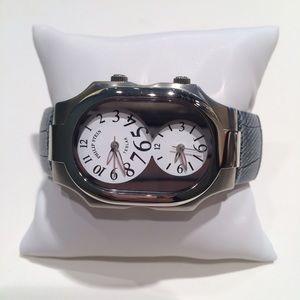 Philip Stein Teslar Accessories - NWT Philip Stein Teslar Stainless Watch