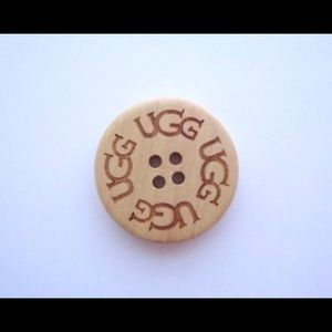 ugg replacement buttons brown
