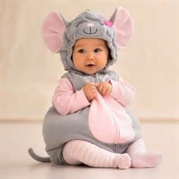 Baby mouse costume  sc 1 st  Poshmark & Carteru0027s Costumes | Baby Mouse Costume | Poshmark