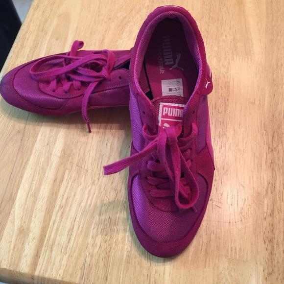 hot puma shoes