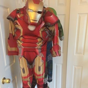 Other - Children's Iron man muscle costume