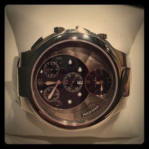 Philip Stein Teslar Accessories - NWT Philip Stein Teslar Strap Watch