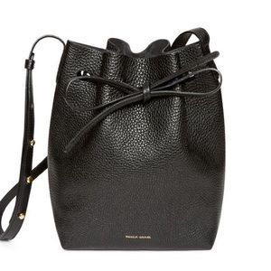 Mansur Gavriel Tumbled Mini Bucket Bag