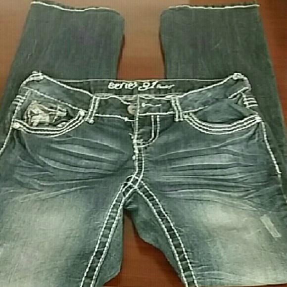 cd5719635ad Amethyst Denim - Series 31 Amethyst jeans